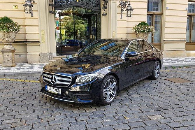 BUDAPEST by Skoda Superb / Mercedes Benz E / V / S Class / GLS / Sprinter