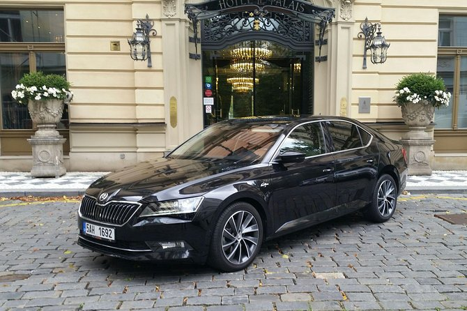 VIENNA 12 hrs by Skoda Superb or luxury Mercedes Benz V / Sprinter