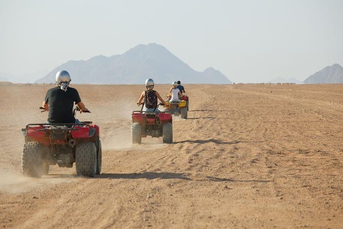 Marrakech Desert Quad Biking and Camel Ride with Teak Break photo 1