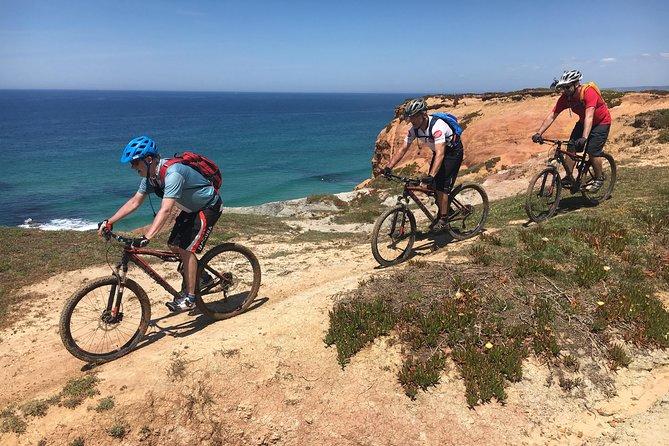Mountain bike tour on the Portuguese Atlantic coast