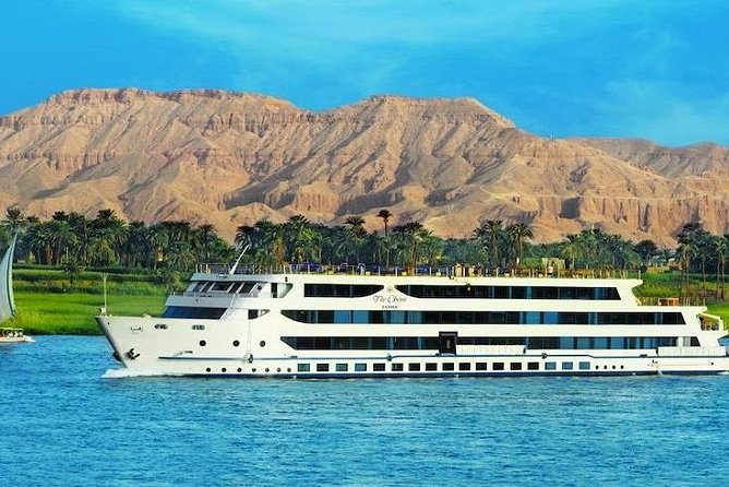 5-Day 5-Star Guided Nile River Cruise , From Luxor to Aswan