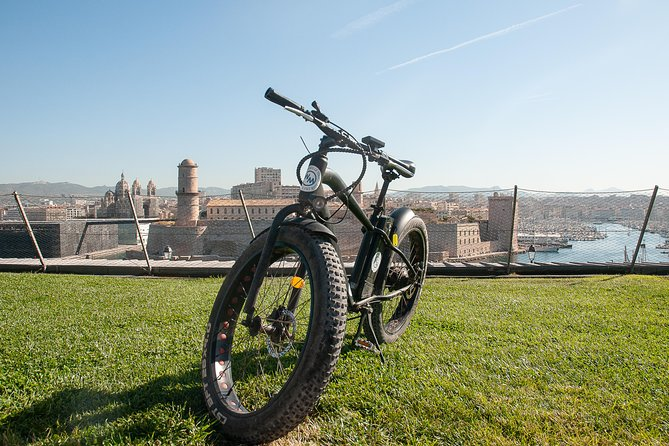 Fat E-Bike Guided Tour in Marseille's Old Town