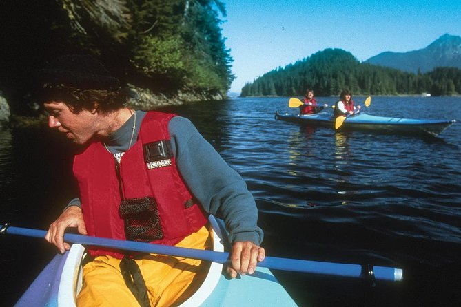 Sitka Boat and Sea Kayaking Adventure photo 4