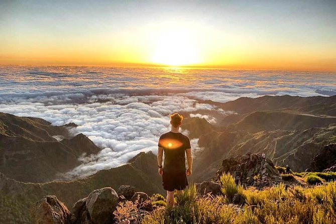Epic Pico do Arieiro Sunrise & Breakfast