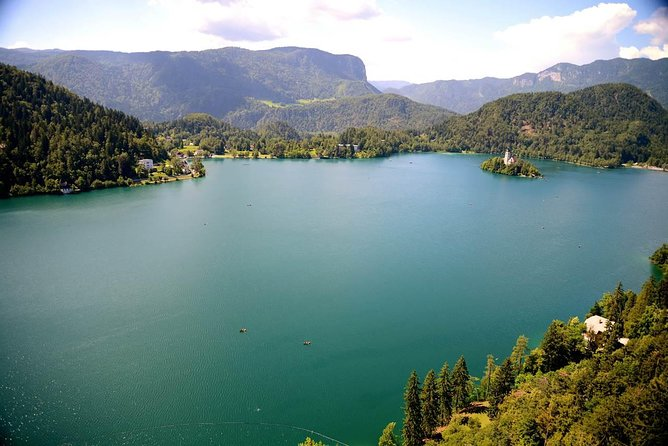 A day trip to Ljubljana and Bled lake from Zagreb