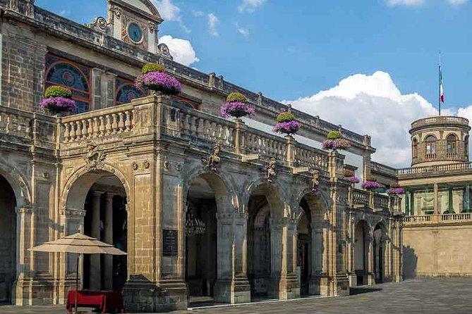 Mexico City Tour and Visit Chapultepec Castle. Private service