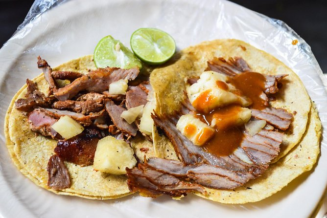 Most Authentic Mexico City's Street Food!