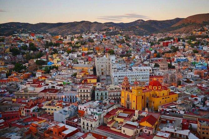 Guanajuato tour in Spanish, departing from Querétaro