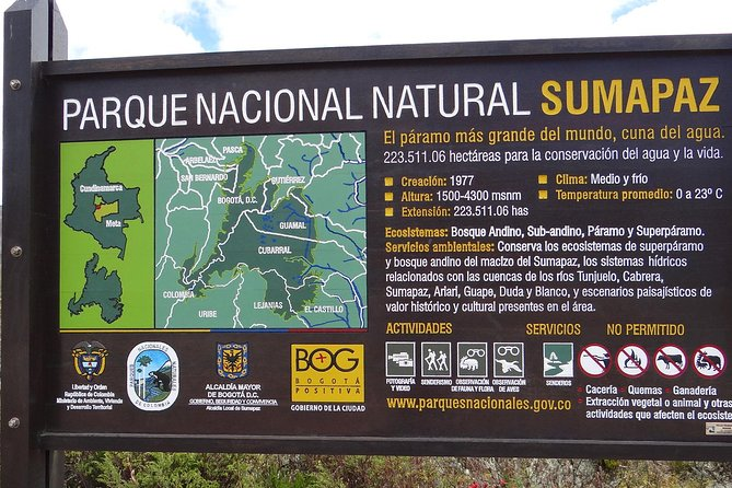 Birdwatching, Nature & photography in Sumapaz National Park