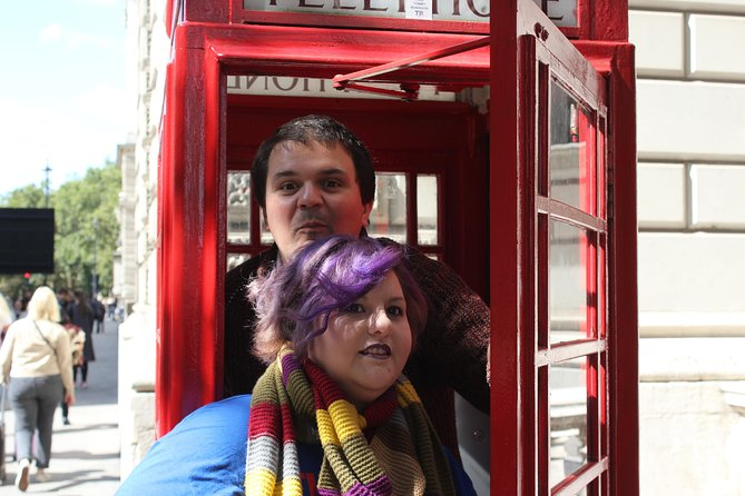 Private Doctor Who Tour of London with 'The Master'