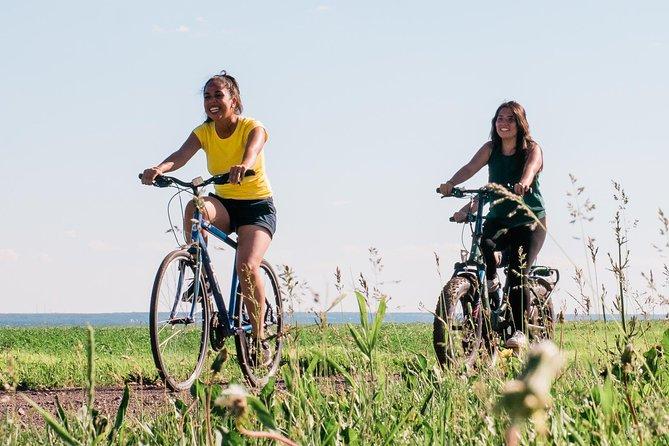 Rent Hybrid Bikes on Ile d'Orleans