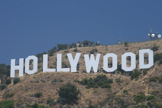 Los Angeles/Hollywood 5-Hours Private Day Trip.