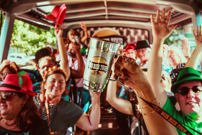 Bus Bier Tour and Nova Petropolis Tour