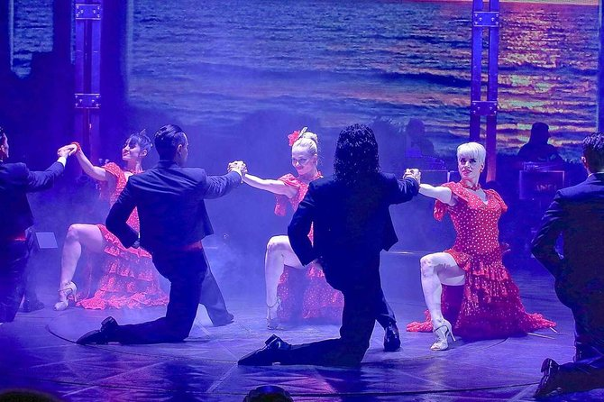 Señor Tango Show with Dinner in Buenos Aires