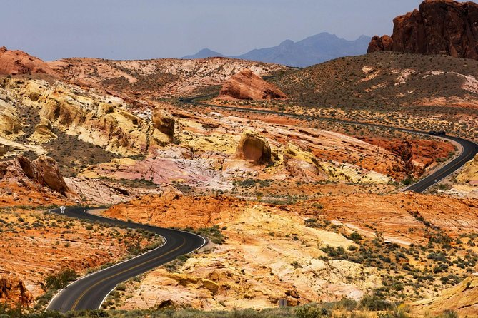 Valley of Fire Guided Tour From Las Vegas
