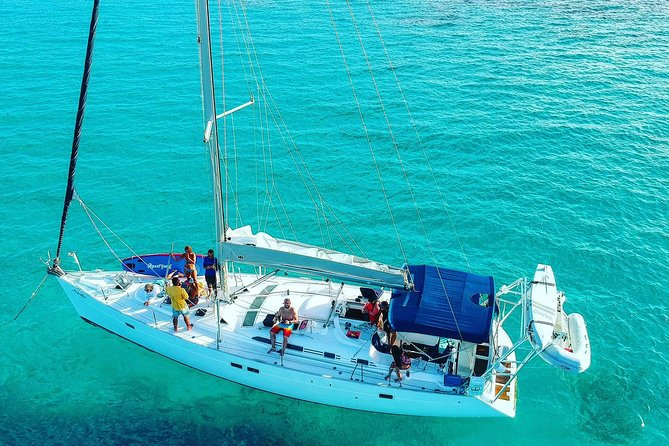 Sail & Snorkel the East Coast of PR with your own private boat & captain!