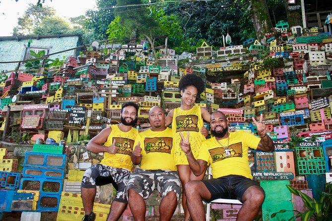 Meet the Morrinho Project + Tram Ride by Sou + Carioca