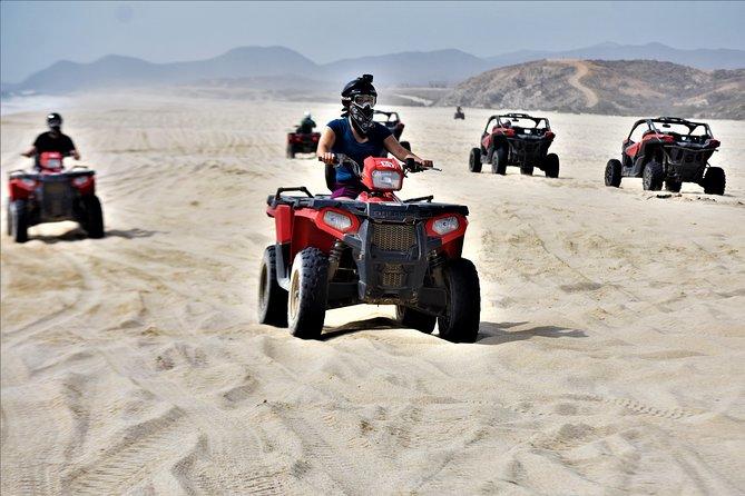 Single Atv Migriño Beach & Desert