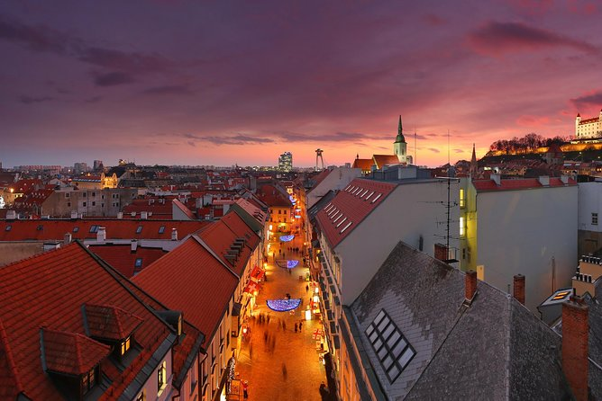 The best of Bratislava Walking tour