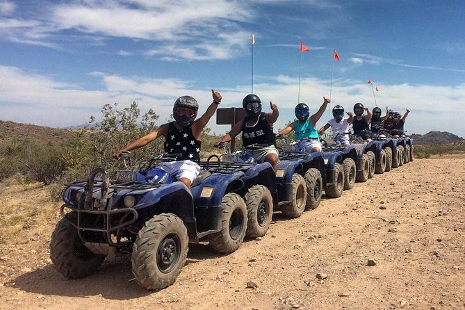 Las Vegas Dunes Tour by ATV