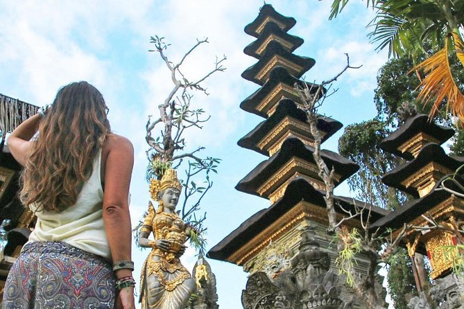 Private Tour in Bali: Highlight of Ubud Surrounding Art Tour