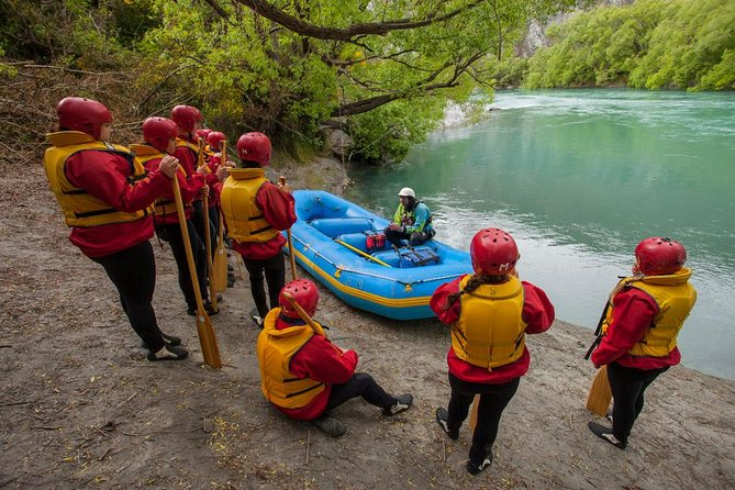 Kawarau River Jet-Raft