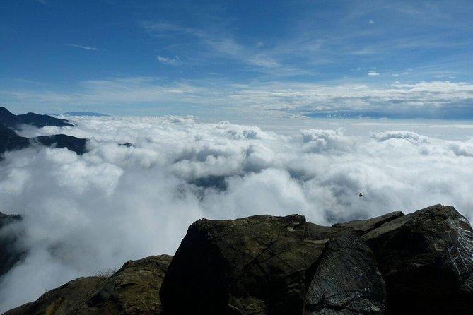 Trekking to Pico de Loro