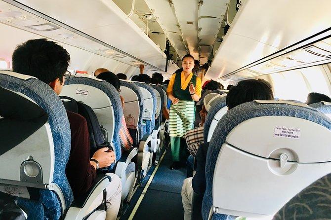 Pokhara to Kathmandu By Flight
