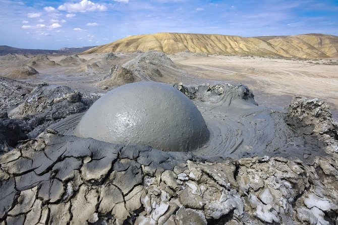 Journey to Gobustan National Reserve & Mud Volcanoes