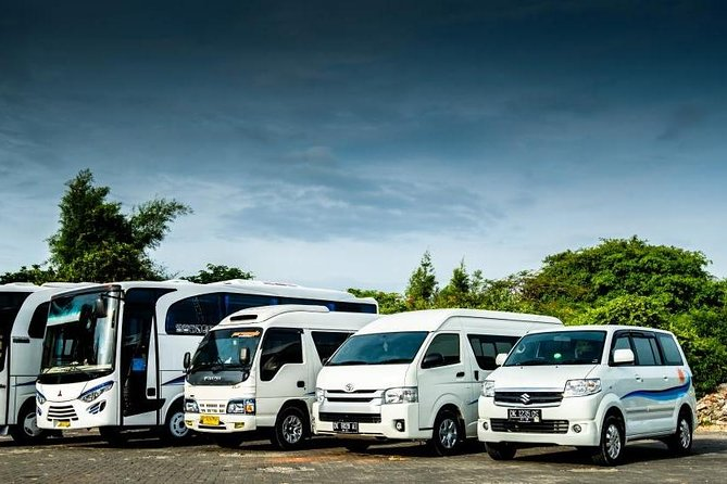 Lombok Airport Transfer to Hotel / Port