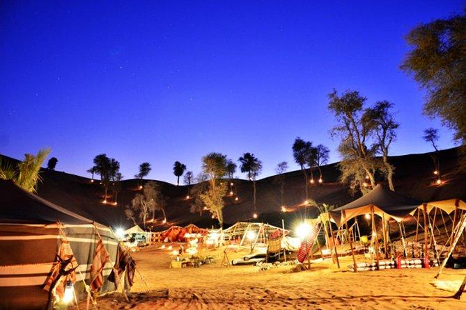 RAK Dinner In The Desert with Camel Ride