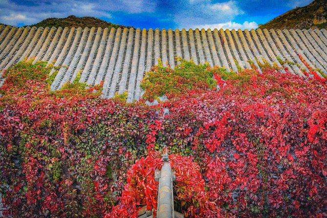 Simatai Great Wall & Gubei Water Town Seasonal Red Leaves Photography Tour