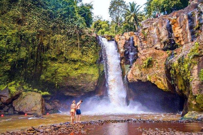 Ubud Village Tour with Tegenungan Waterfall , Kecak Dance and Jimbaran Dinner