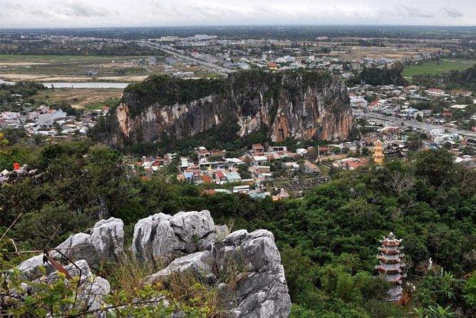 Marble mountains- Da Nang