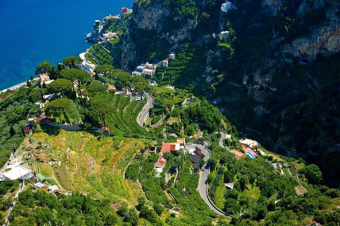 Private Transfer: Civitavecchia Port to Ravello or vice versa