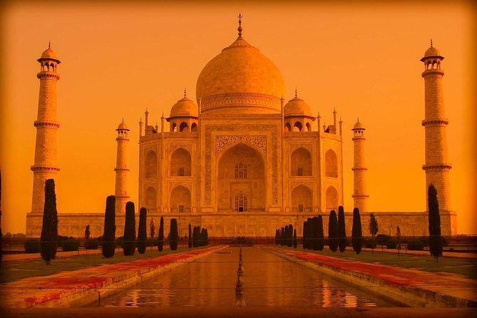 Sunrise Same Day Tour From Delhi