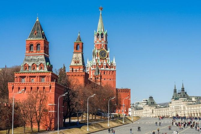 Moscow in 2 days: Private tour with local guide