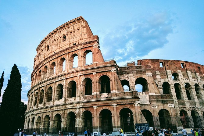Colosseum, Forum and Palatine Hill Small Group Tour