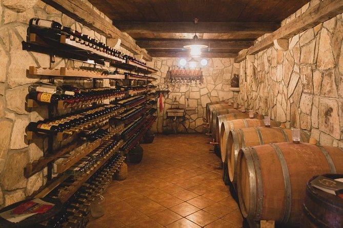 THREE TRADITIONAL WINERIES(wine & meal)-SKADAR LAKE - VILLAGE GODINJE - VIRPAZAR