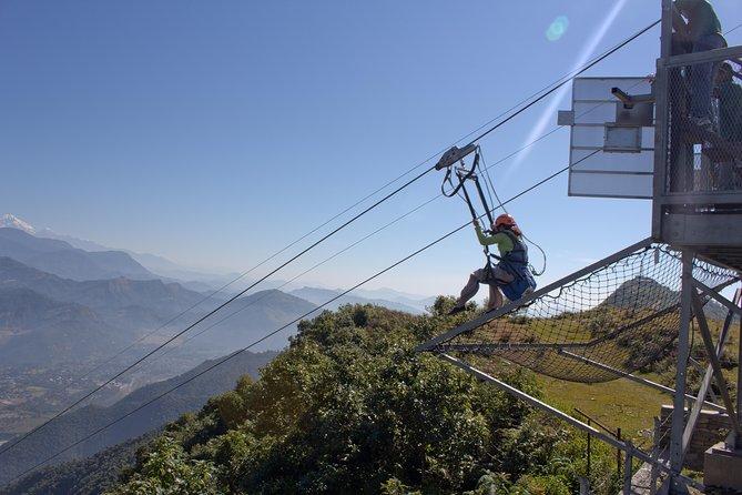 1 day Pokhara Zip Flyer