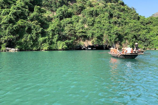 HaLong - LanHa Bay 1Night On Boat 1Night on Bungalow with La Pandora Cruises