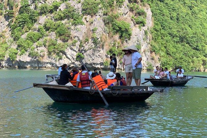 HaLong - LanHa Bay 2 Nights On The 2nd Deck with La Pandora Cruises
