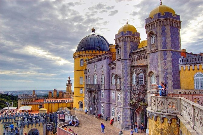 Sintra and Cascais Private Tour, Pena Palace, Moorish Castle ...