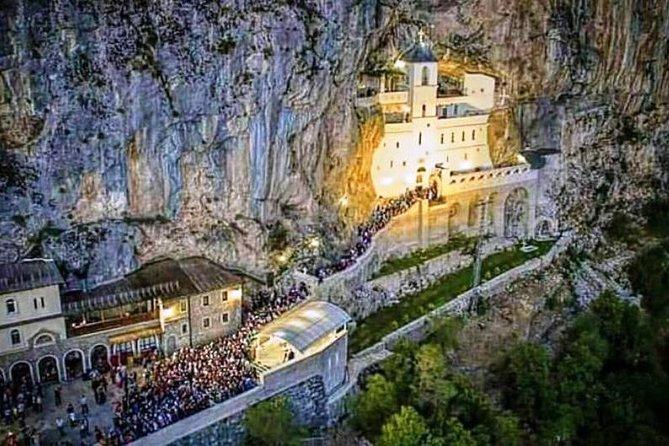 MONASTERY TOUR - Impressive Montenegrin Monasteries