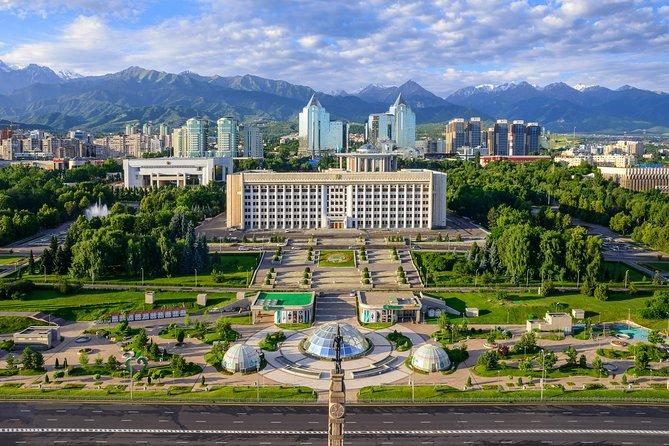 Private tour in Almaty for 3 days