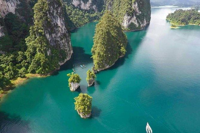 3 Days 2 Nights Khao Sok Jungle & Bamboo Rafting Discovery