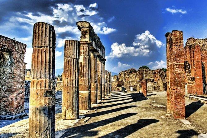 Pompeii Ancient Ruins