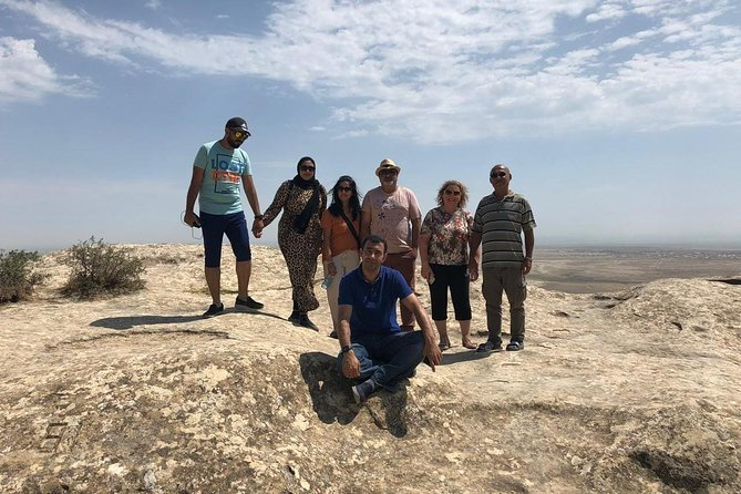 Gobustan & Absheron Tour All Entrance Fees and Lunch Included (Group or Private), Baku, AZERBAIYAN