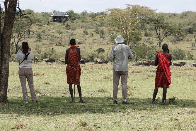 Cycling, Walk & Safari Through Maasai Mara