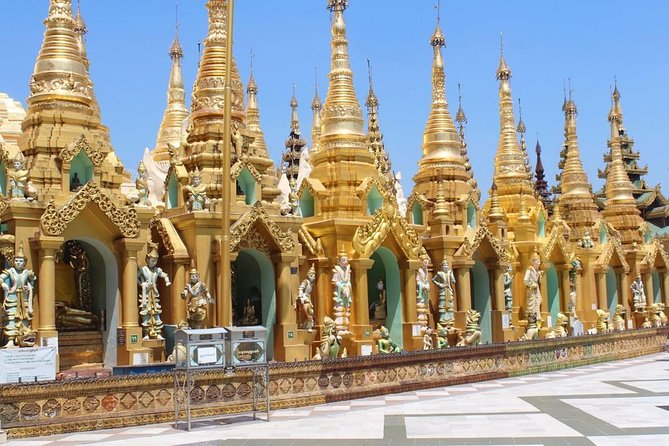 Private Full-day Yangon City Tour